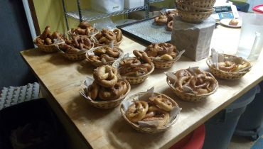 German Dream Cuisine: Thank You to the Board!