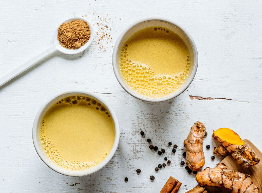 Featured Fancy Drink: Turmeric Lattes