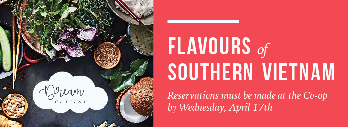 Flavours of Southern Vietnam Dream Cuisine