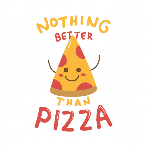 We're serving pizza every Friday night in May