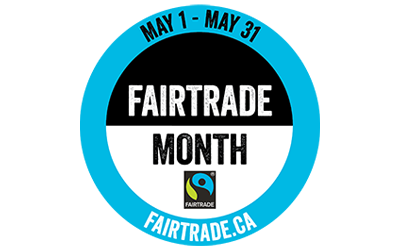 May is Fairtrade Month!