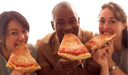 Summertime Pizza Nights every Wednesday & Friday